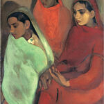 Amrita_Sher-Gil_Group_of_Three_Girls