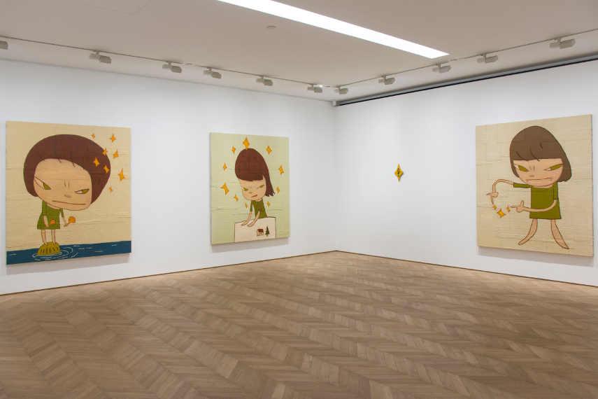 Yoshimoto-Nara-at-Pace-Gallery2