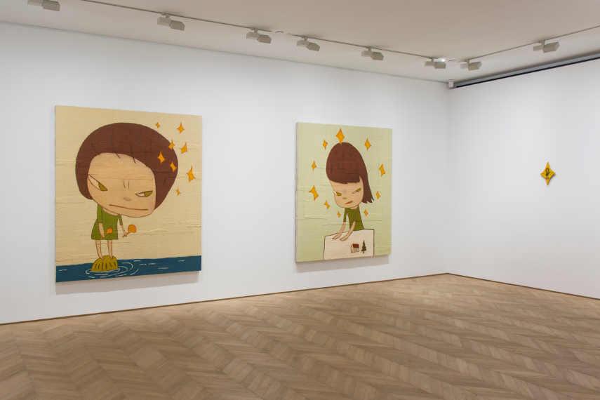 Yoshimoto-Nara-at-Pace-Gallery3